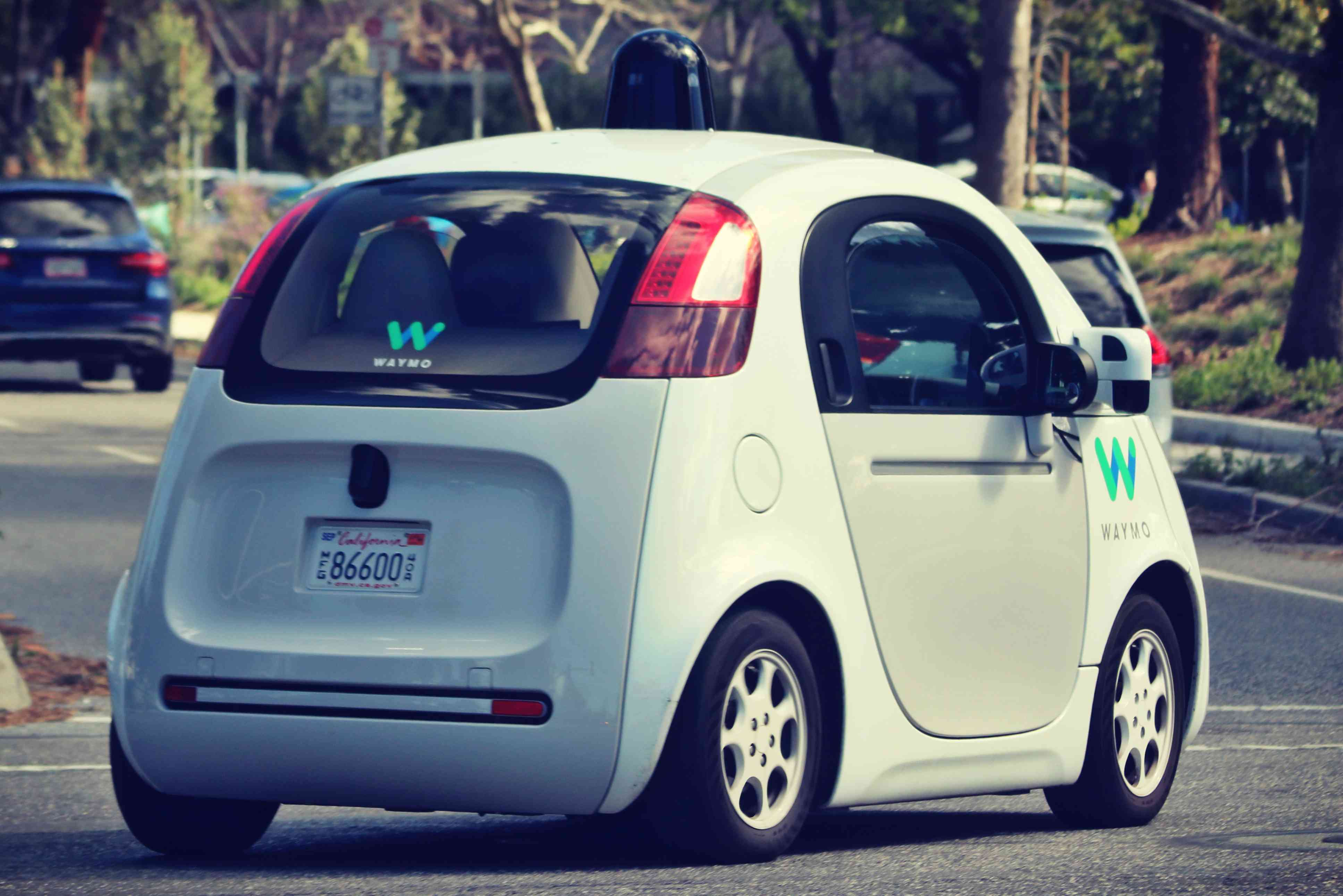 Meet Waymo: A Self-Driving Car by Google