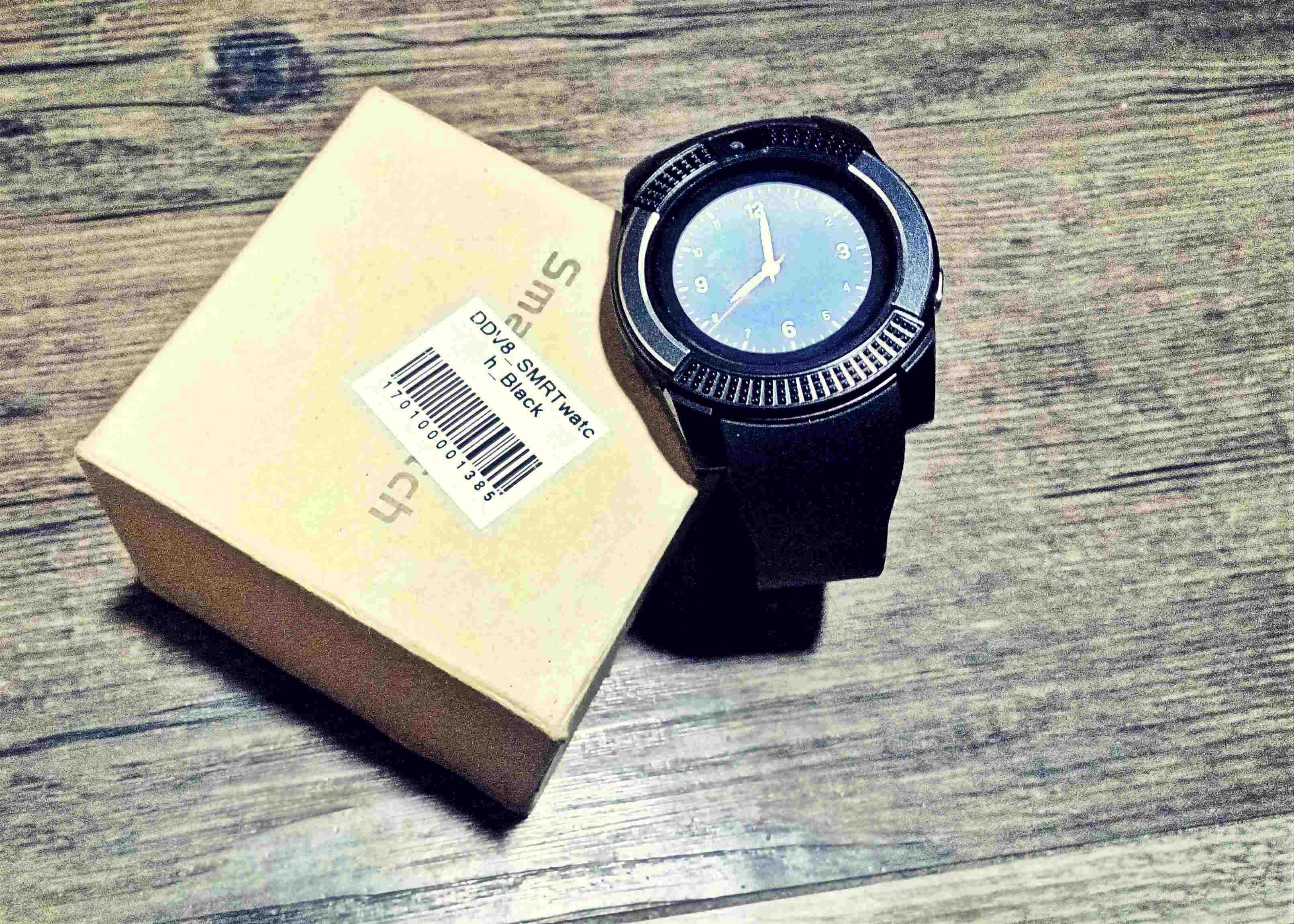 Product Review: The DD V8 Smart Watch Phone